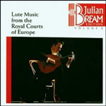 Julian Bream. Lute Music From The Royal Courts of Europe
