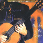 Andres Segovia. The Art Of The Guitar