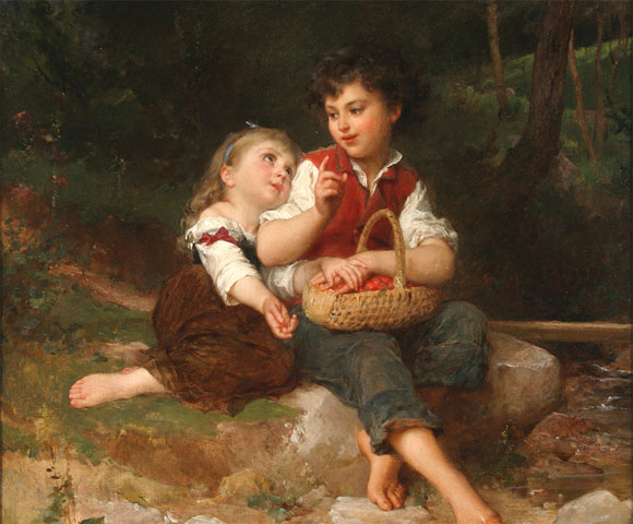 Emile Munier One more please. 1886