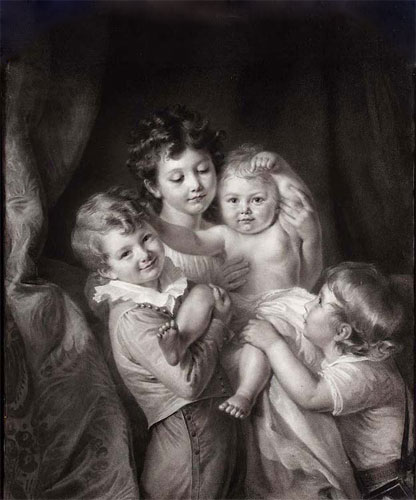 Emile Munier The new arrival